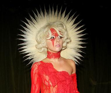 Modowe dziwactwa Lady Gagi