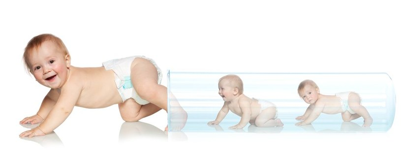 Modyfikacje genetyczne mające na celu stworzenie doskonałych dzieci? To nie fikcja /123RF/PICSEL