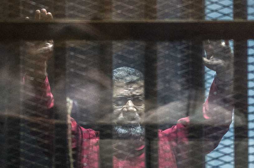 Mohamed Mursi /KHALED DESOUKI / AFP /AFP