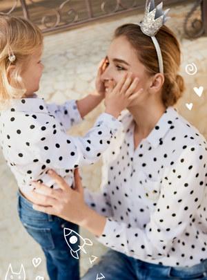 MOHITO Little Princess kolekcja dla Mamy i Córki