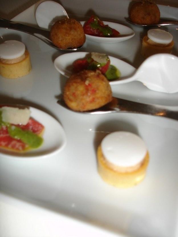 Mój urodzinowy obiad w 2* Michelin, w Zamku Cordeillan-Bages 1