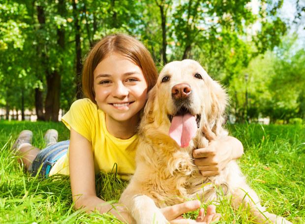 Moja córka od małego znosiła do domu zwierzaki /123RF/PICSEL