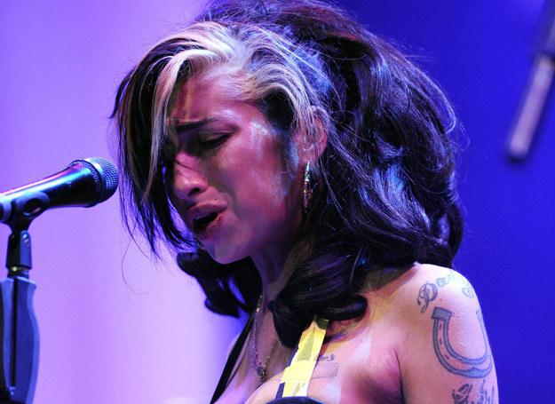 Moja córka wzoruje się na Amy Winehouse... /East News
