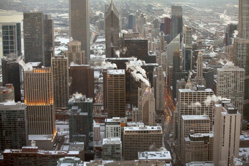 Moja kolejna przygoda z USA rozpoczyna się od lotu do Chicago /AFP
