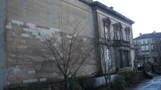 moja perelka, budynek starej siedziby BBC Scotland, od kilku lat nie moze znalezc nowego wlasciciela. nie moge patrzec jak marnieje..