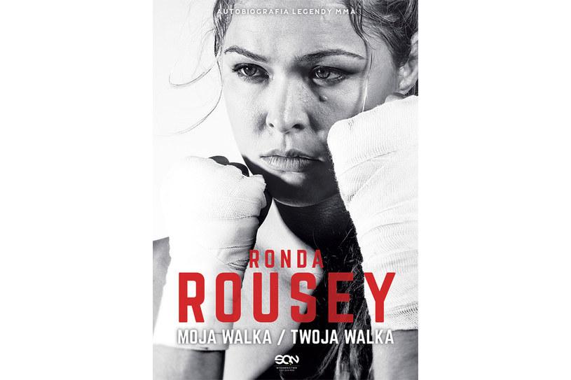 """Moja walka/Twoja walka"", Ronda Rousey /materiały prasowe"