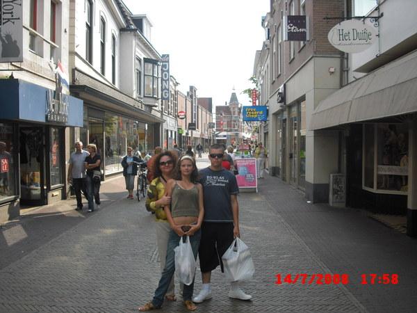HOLANDIA - zakupy