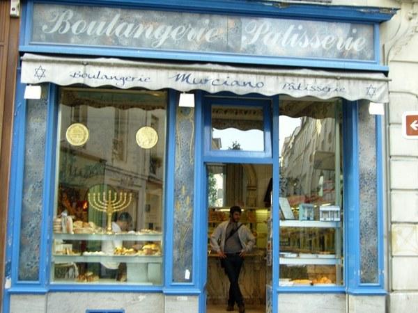 Dzielnica żydowska - Marais