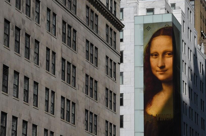 Mona Lisa - czy istnieje bardziej rozpoznawalny obraz na świecie? /AFP
