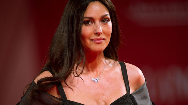 Monica Bellucci narzeka na obecny stan włoskiej kinematografii / fot. Ian Gavan /Getty Images/Flash Press Media