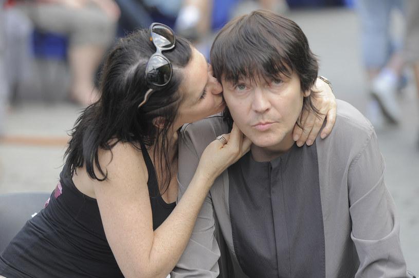 Monika i Robert - 2010 r. /Michał Baranowski /AKPA