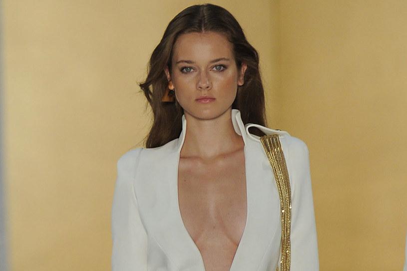 Monika Jagaciak dwukrotnie była twarza marki Chanel /Getty Images/Flash Press Media