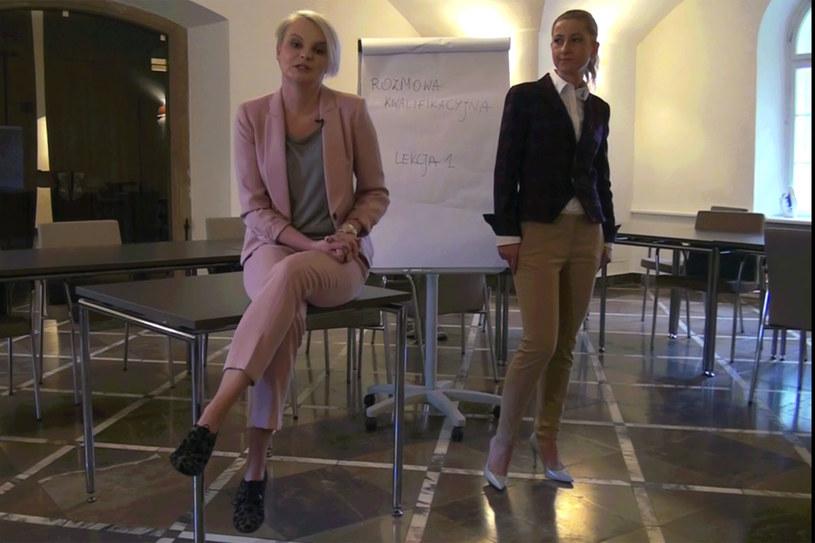 Monika Jurczyk: Powodzenia na rozmowie kwalifikacyjnej! /RMF24