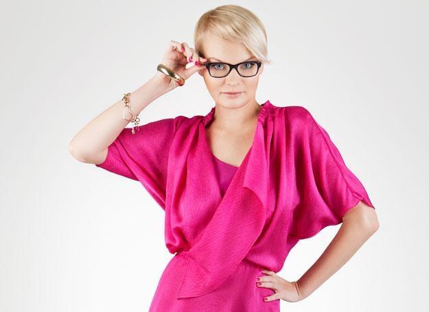 Monika Jurczyk uważa, że zawsze warto się ładnie ubrać /Tekst pochodzi z EksMagazynu.