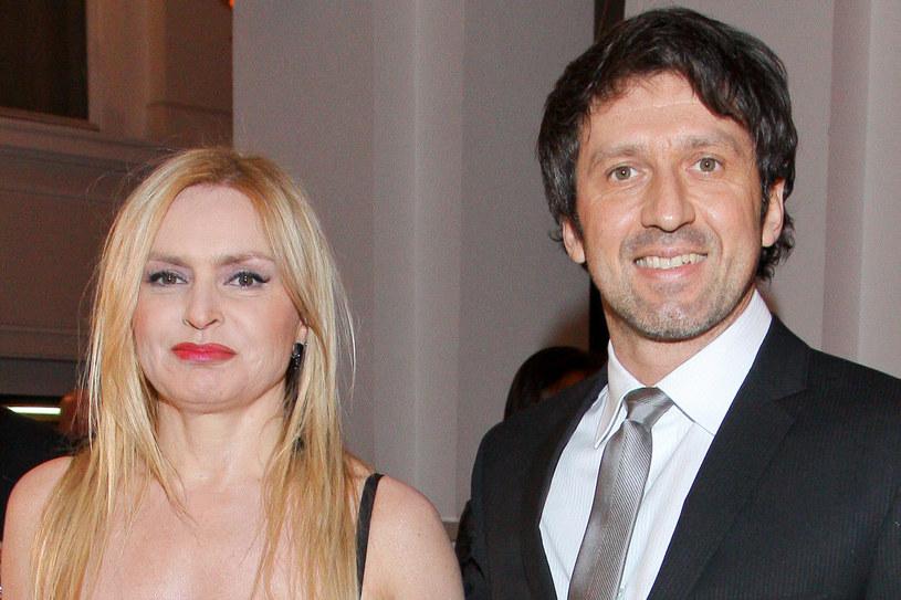 Monika Olejnik i Tomasz Ziółkowski  /MWMedia