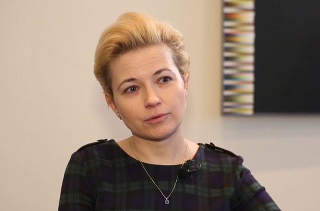 Monika Piątkowska, wiceszefowa Polskiej Agencji Informacji i Inwestycji Zagranicznych /PAP