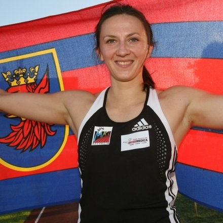 Monika Pyrek / fot: Marek Biczyk /Agencja Przegląd Sportowy