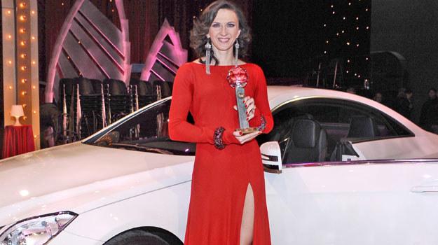 Monika Pyrek nie chciała samochodu, który wygrała w show. Wymieniła go na inny model/fot. A.Szilagyi /MWMedia