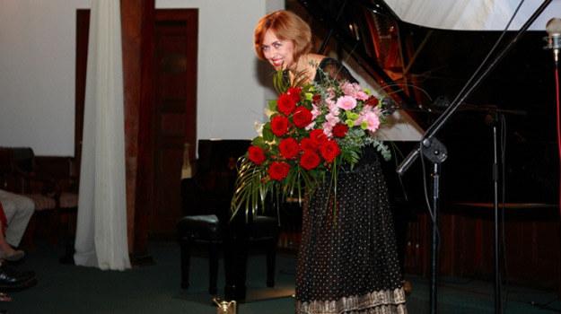 Monika Rosca postawiła na karierę muzyczną - fot. oficjalna strona artystki /