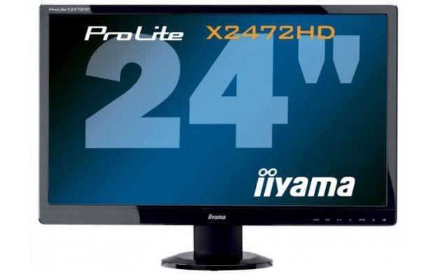 Monitor iiyama X2472HD - zdjęcie /Informacja prasowa