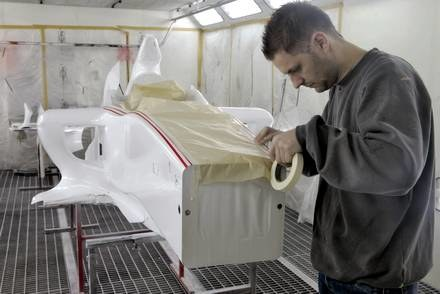 Monocoque waży 50 kg / Kliknij /INTERIA.PL