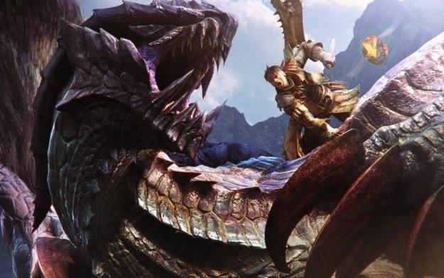 Monster Hunter 4 /materiały prasowe