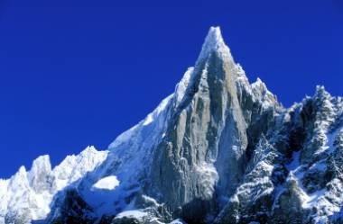 Mont Blanc tonie w śmieciach /AFP