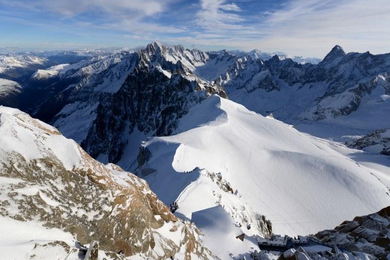 Mont Blanc (zdj. ilustracyjne) /AFP