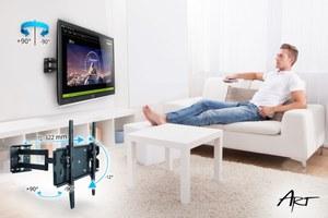 Montowanie telewizora na ścianie - co trzeba wiedzieć