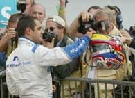 Montoya wystartuje do GP Kanady z pierwszego pola