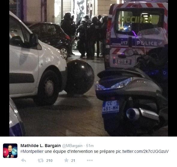 Montpellier, fot. Twitter /