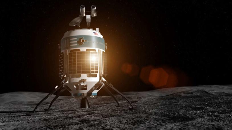 Moon Express chce zbudować górniczą kolonię na Księżycu /materiały prasowe