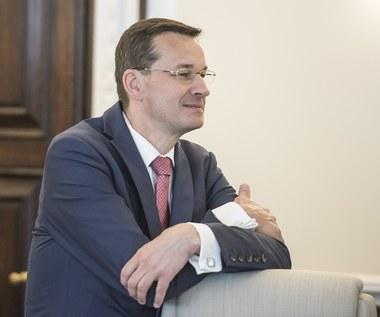 Morawiecki: brakuje nam silnych instytucji i stabilnego prawa