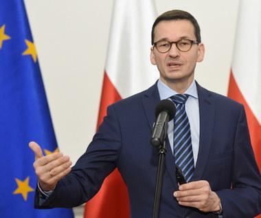 Morawiecki: Dochody z VAT w tym roku mogą być wyższe o 10 mld zł
