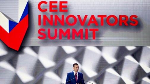 Morawiecki: Innowacje kluczem do szybkiego rozwoju przez lata