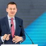 Morawiecki: Nie boję się unijnych sankcji ani ucieczki inwestorów zagranicznych