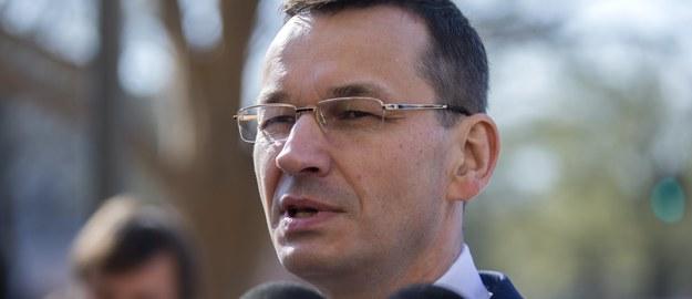 Morawiecki rozmawiał z doradcą Trumpa o zakupie gazu LNG