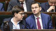 Morawiecki: Słowa Macrona na potrzeby kampanii wyborczej