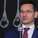 Morawiecki: Widzimy zainteresowanie Amerykanów inwestycjami w Polsce