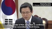 """Morderstwo brata Kim Dzong Una. """"Brutalność"""" Korei Północnej"""