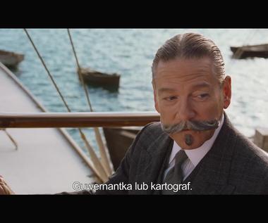 """""""Morderstwo w Orient Expressie"""": Znam te wąsy [fragment]"""