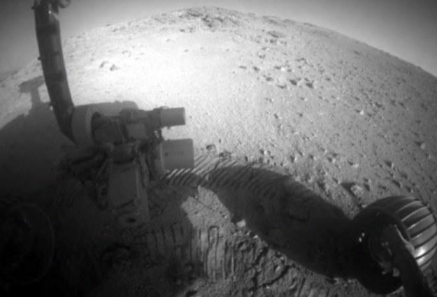 Moreton Island w trakcie sol 3489 /NASA