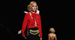 Moschino: Moda jest zabawą