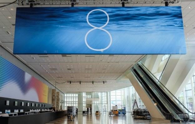Moscone Center szykuje się na przyjęcie iOS8 /materiały prasowe
