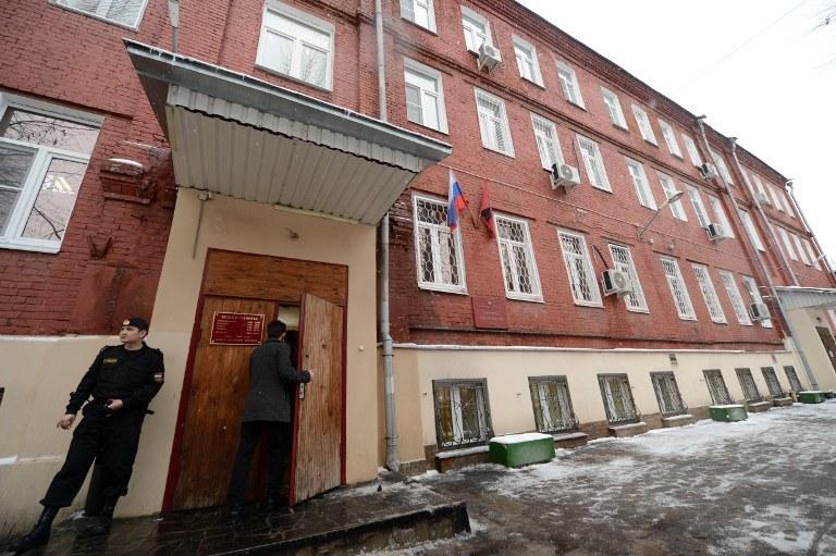 Moskiewski sąd /AFP