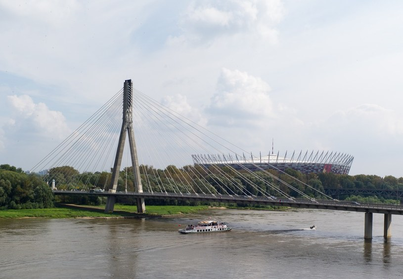 Most Świętokrzyski /Andrzej Iwańczuk /Reporter