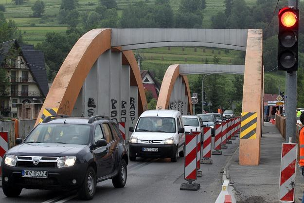 Most w Białym Dunajcu /PAP