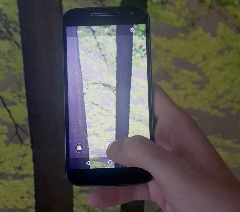 Moto G4 radzi sobie całkiem nieźle ze zdjęciami /INTERIA.PL