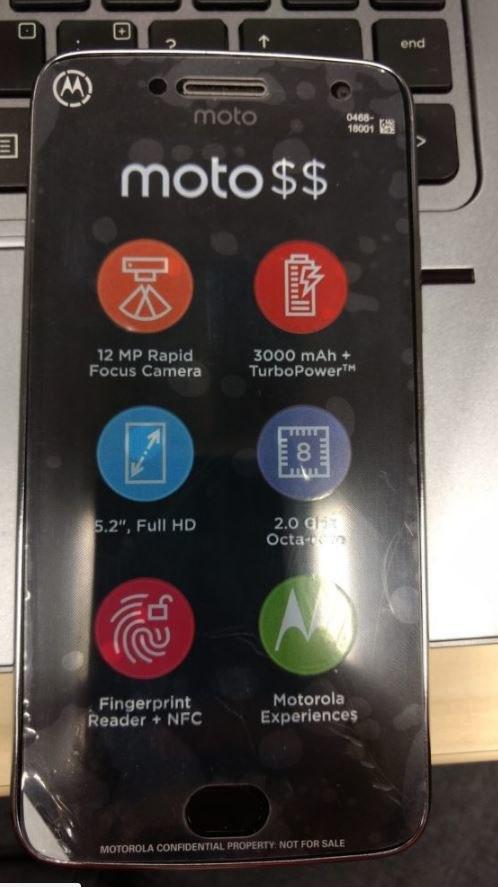 Moto G5 Plus zostanie zaprezentowane na targach MWC /Google+ /Internet