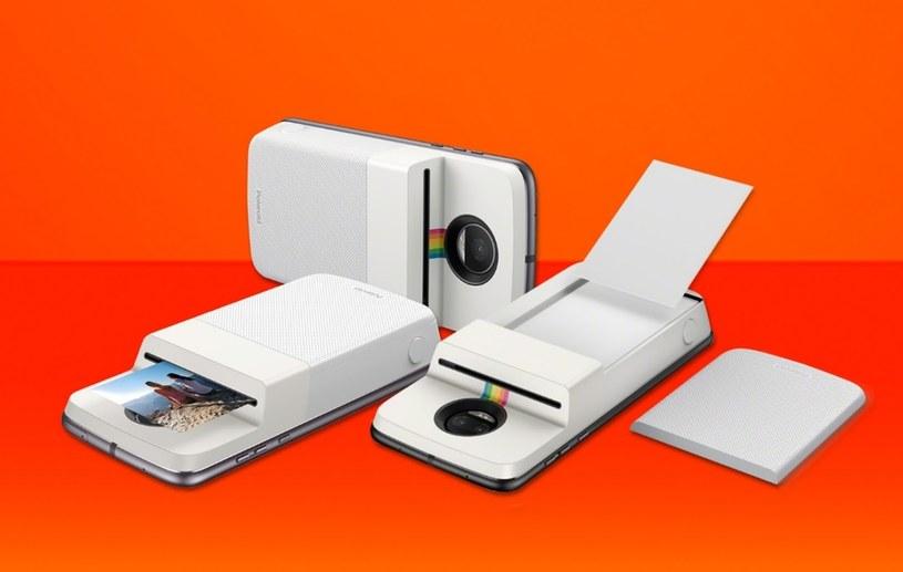 Moto Mod Polaroid Insta-Share /materiały prasowe